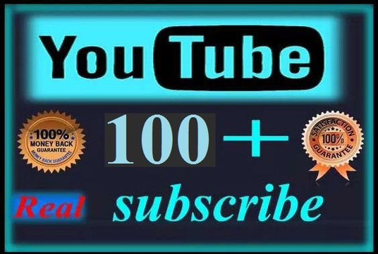 I will Add 100 YouTube Subscribers to your Channel