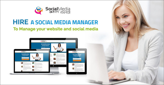 I will Manage Your Websites And Social Medias On Daily Bases