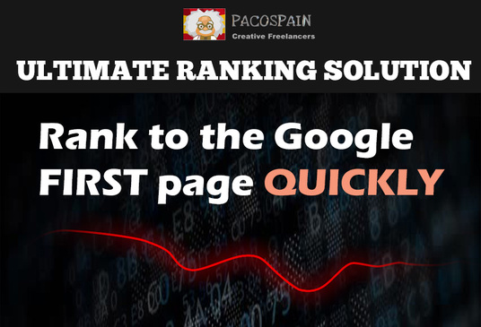 I will rank you Google 1st page with High DA Web 2.0 Backlinks + free traffic