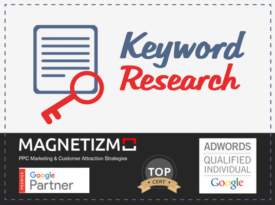 I will run in depth seo keyword research