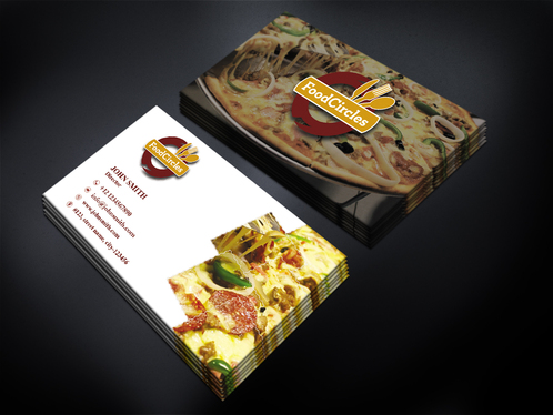 design attractive business cards