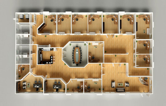 I will Model Your Floorplan Into 3D