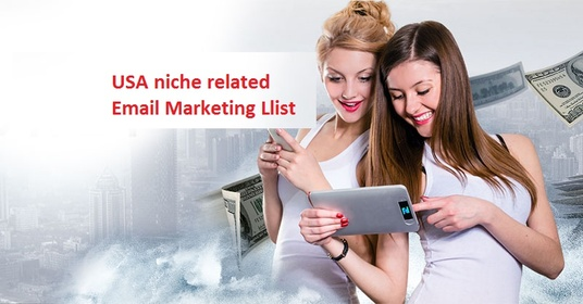 I will give you 400,000 USA niche related email marketing list