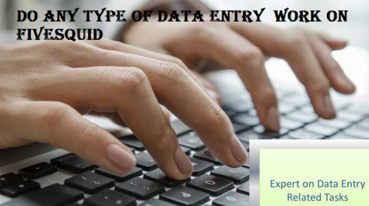 I will Do Any Type Of Legitimate  Data Entry, Data Mining And Internet Research