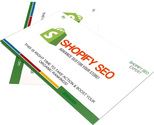 I will Do Advance Shopify SEO for your store