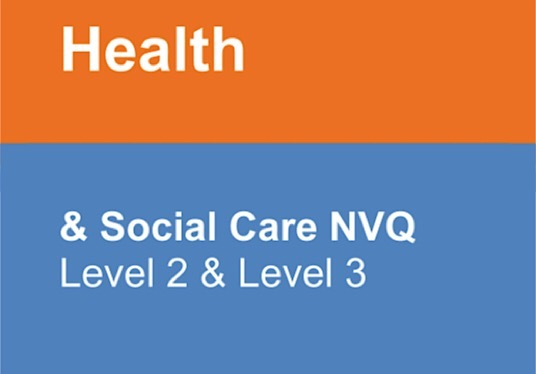 I will help you with your NVQ Adult Health and Social care Level 2 and 3
