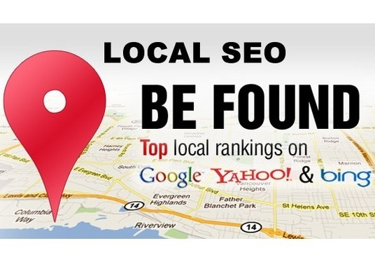 I will Local SEO Your Site to Rank Locally