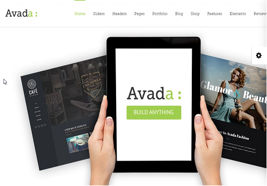 I will Design eye catching wordpress website with avada or Be theme