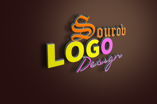Create 3D Logo Mockup for Your Brand or Business