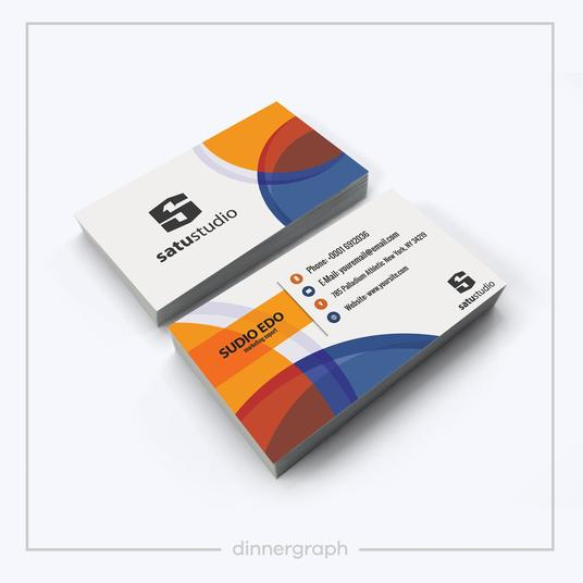 I will Design PROFESSIONAL business card for your brand
