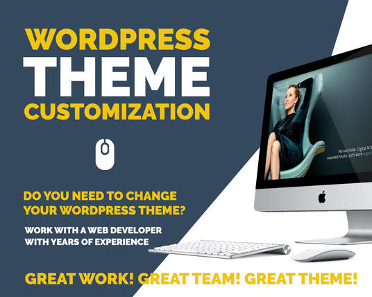 I will install WordPress themes,plugins,customize,create pages