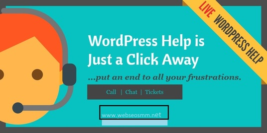 I will help with any 4 tasks related to WordPress