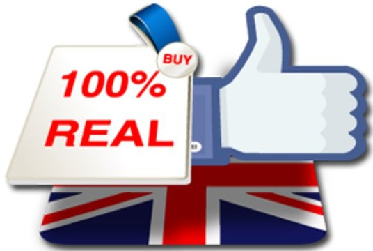 I will Add Real 400 UK Facebook Likes To Your Fanpage