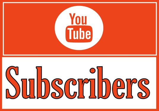 I will Give 500 You tube Subscribers
