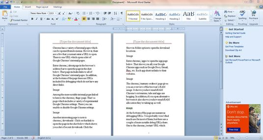 I will professionally format your book,ebook and documents in word and pdf