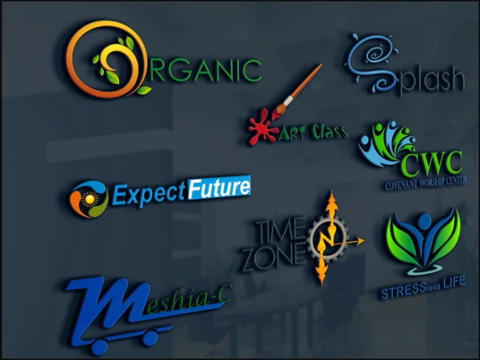 I will Design Modern Logo With Unlimited Revision