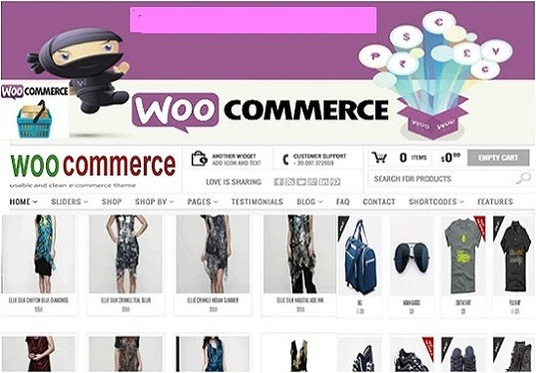 I will Develop Woo-commerce Stores Using WordPress