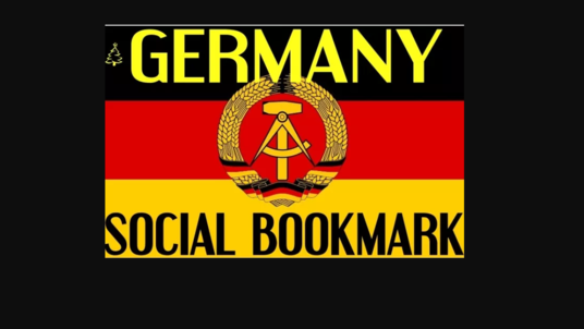 I will Manually Boost Your Site In 20 Germany Social Bookmarking Sites