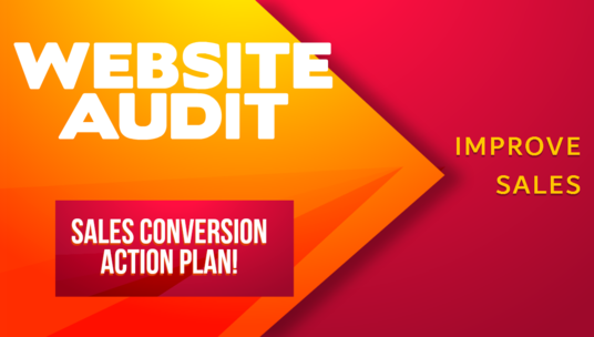 I will Audit Your Website And Report How To Improve Sales