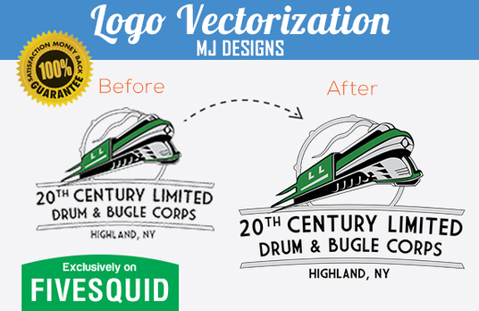 I will convert logo or graphic to a high quality VECTOR