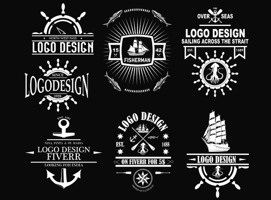 I will design awesome vintage logo in 24h