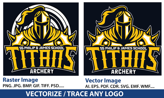 I will Vectorize Or Trace Or Redraw Your Logo