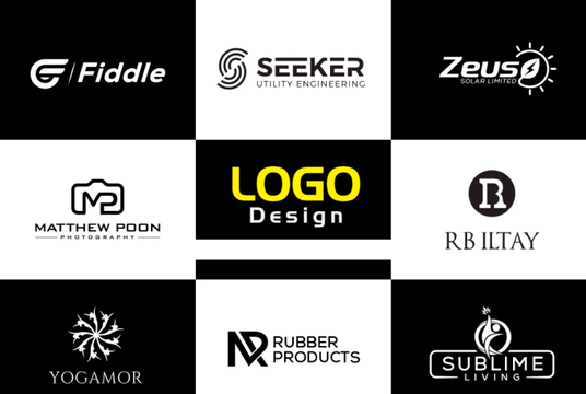 I will design the best professional 5 SIGNATURE text logo