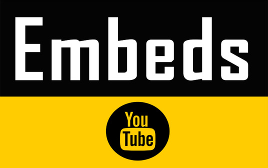 I will Embed Youtube Video On 1,000 Other Sites