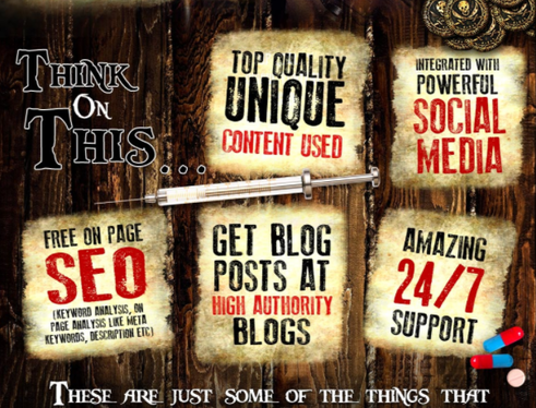 Give You The Jack Sparrow  SEO Package: 47 Phases Of Links, Revenge VII, First Page Google
