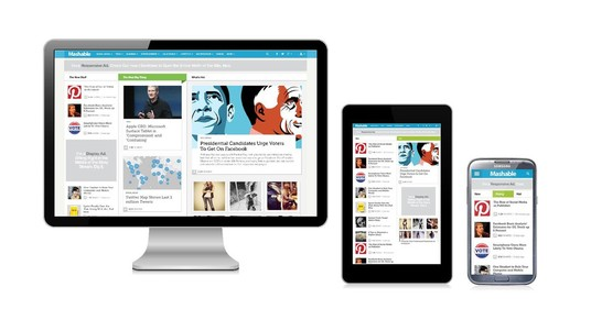 make your website mobile friendly and responsive for all devices