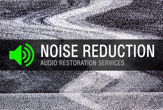 I will remove background noise from your audio or video file