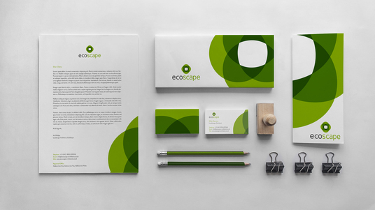I will do complete branding design like logo, flyers v-cards