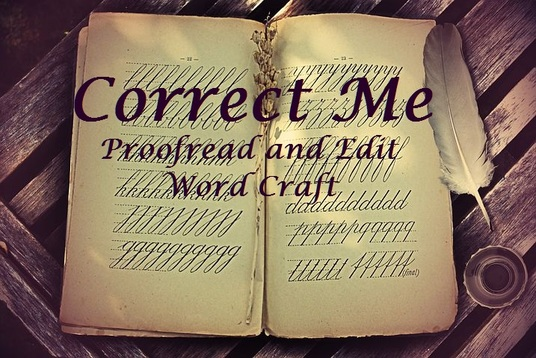 I will expertly proofread and edit your short story up to 4,000 words