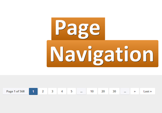 I will add Stylish Page Navigation for WordPress website