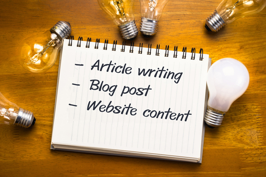 write a 500 word blog or SEO article
