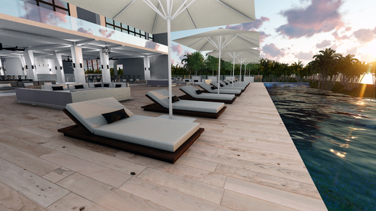 I will produce a 3D model and render your architectural project or product
