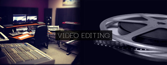 edit your video, add background music and a cover photo (up to a 100MB video per order)