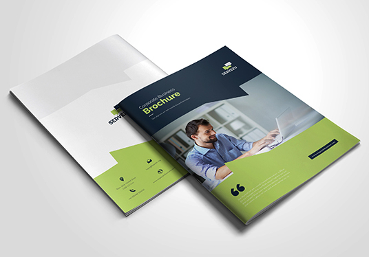I will Design Professional & Corporate Business Brochure, Booklet, Magazine or Handout