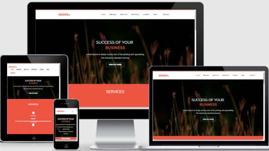 I will create and publish a Bootstrap theme site. Free hosting package
