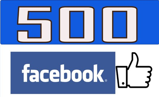 I will Provde 500 REAL Facebook likes