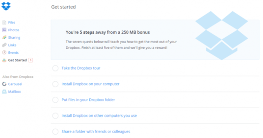 I will Expand your dropbox space up to 18gb