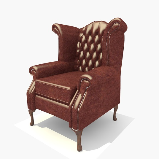 I will create a 3D model of any furniture and render it with photorealism