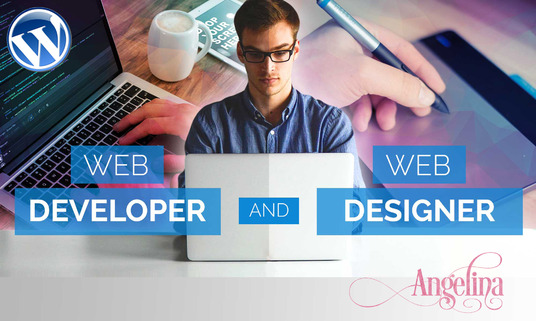 I will redesign Your Website to make it professional