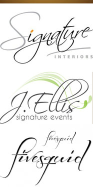 design unique SIGNATURE logo
