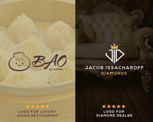 I will design 2 outstanding logo within 16 hours