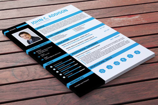 I Will Design CV, Resume, Curriculum Vitae, Cover Letter  Resume Design Service