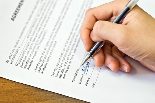 I will write a Business Agreement, Contract Agreement, Partnership Agreement or Agreement Letter