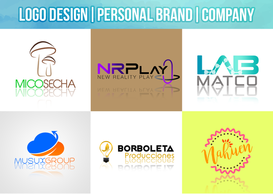 I will create Brand LOGO