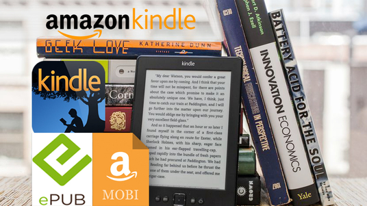 I will Format And Convert Your Book For Kindle Or Createspace
