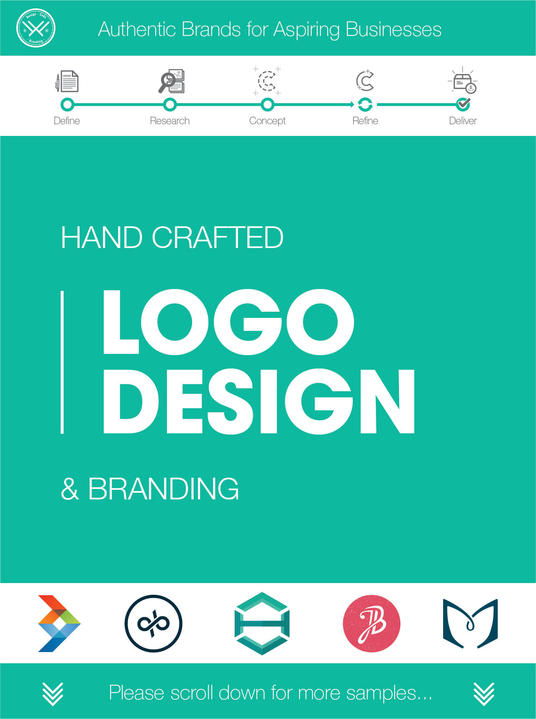 I will design professional logo